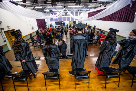 File: Las Artes Graduation