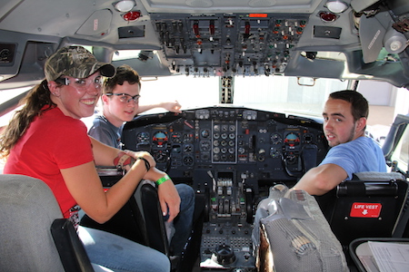Aviation technology classes
