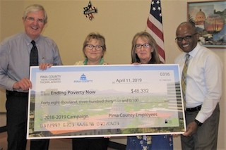 Ending Poverty Now check presentation