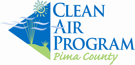 Pima County Clean Air Program Logo