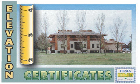 Elevation Certificate page banner
