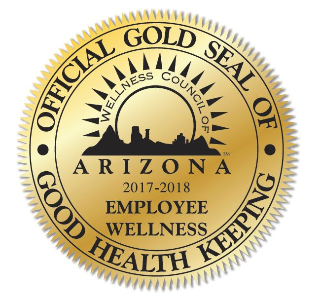 Official Gold Seal of Good Health Keeping