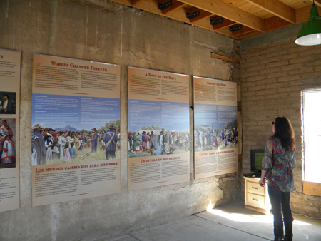 Anza Exhibit