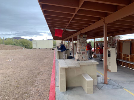 TMP Shooting Range