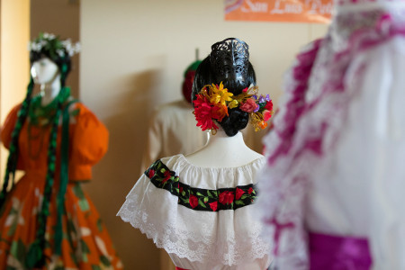 Folklorico costumes