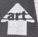 Art arrow