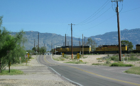 Colossal Cave Road project