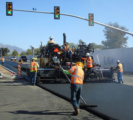Pavement Preservation Work