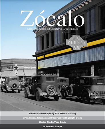 Zocalo April cover
