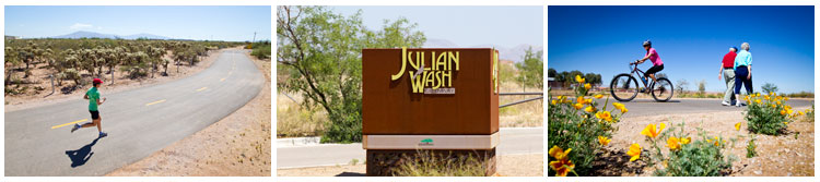 Julian Wash Greenway
