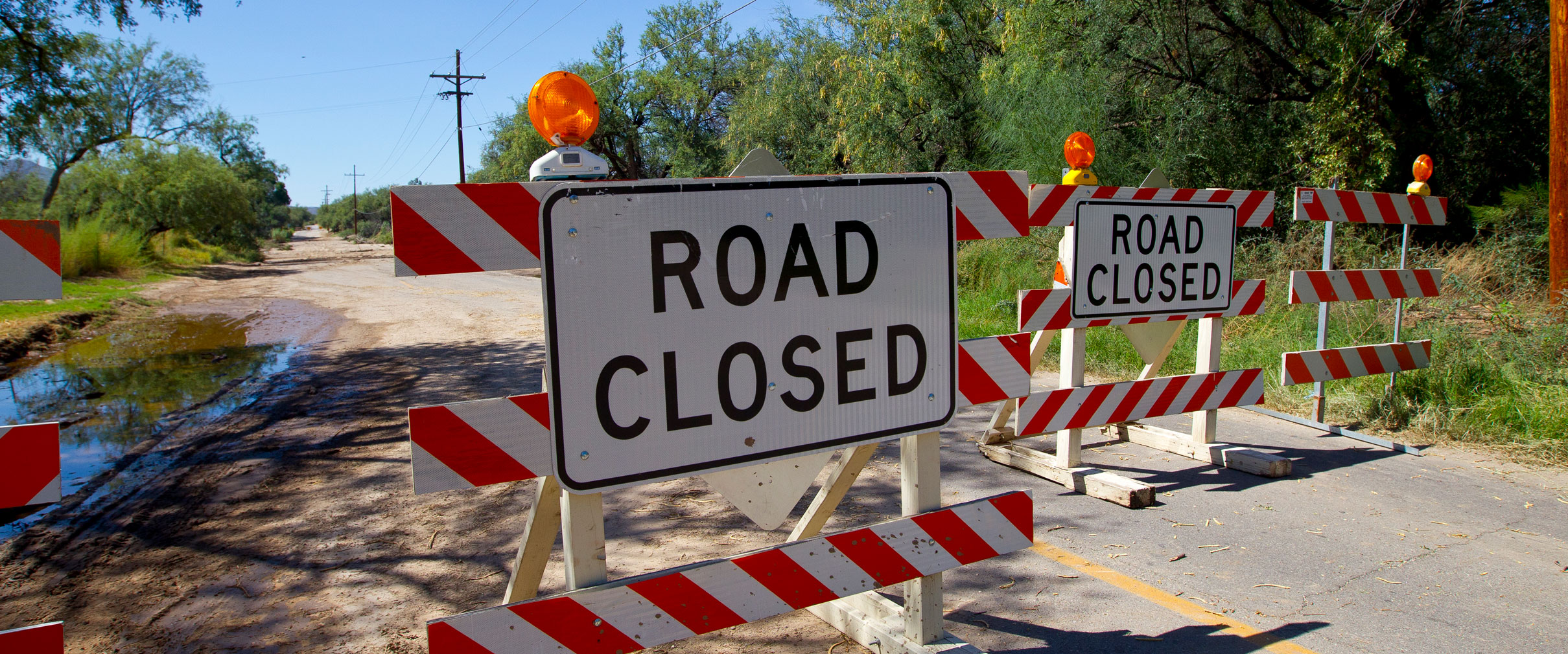 Wentworth Road Closure